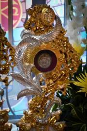 Relics of Franciscan Saints.