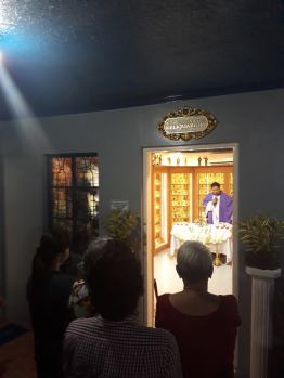 First Healing Mass at the Blessed Ivan Merz Reliquarium with Fr. Ryan Pasabilla, IHF. (March 3, 2018)